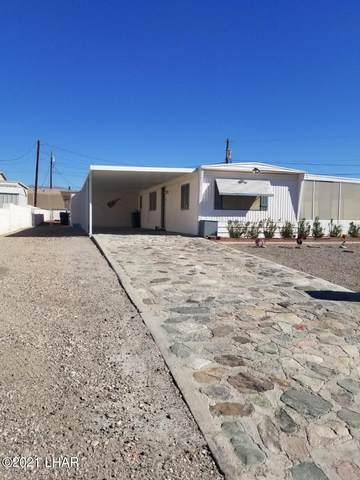 1650 Russell Dr, Lake Havasu City, AZ 86404 (MLS #1014952) :: Realty ONE Group