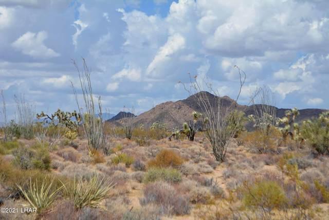 Lot 2869 John Wayne Rd, Yucca, AZ 86438 (MLS #1014997) :: Realty One Group, Mountain Desert