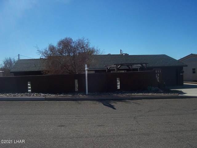595 Manzanita Dr, Lake Havasu City, AZ 86404 (MLS #1015063) :: Realty ONE Group