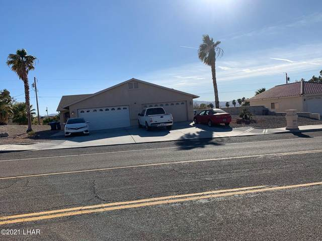2920 N Kiowa Blvd, Lake Havasu City, AZ 86404 (MLS #1015074) :: Realty ONE Group