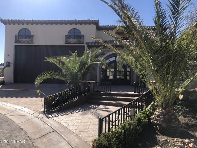 738 Malibu Pl, Lake Havasu City, AZ 86403 (MLS #1015075) :: Realty ONE Group