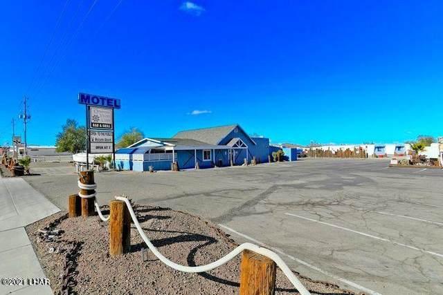 1090 W Main St, Quartzsite, AZ 85346 (MLS #1015107) :: The Lander Team