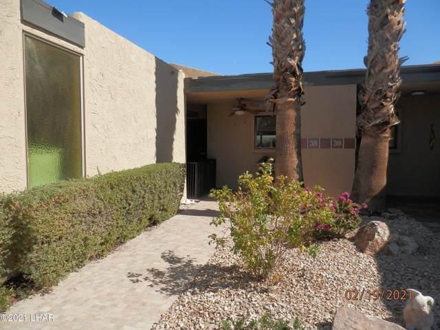 1402 Mcculloch Blvd N #38, Lake Havasu City, AZ 86403 (MLS #1015110) :: Lake Havasu City Properties