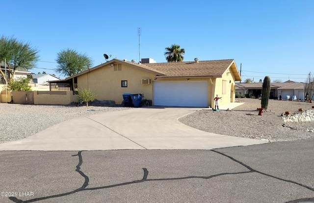 2975 Dogwood Ct, Lake Havasu City, AZ 86404 (MLS #1015126) :: Realty ONE Group