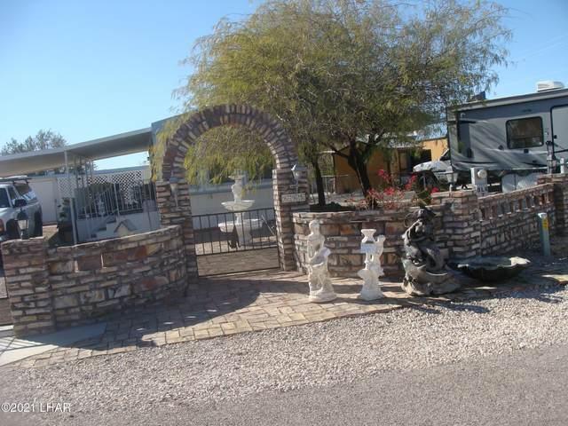 695 Desert Dr, Quartzsite, AZ 85346 (MLS #1015140) :: The Lander Team