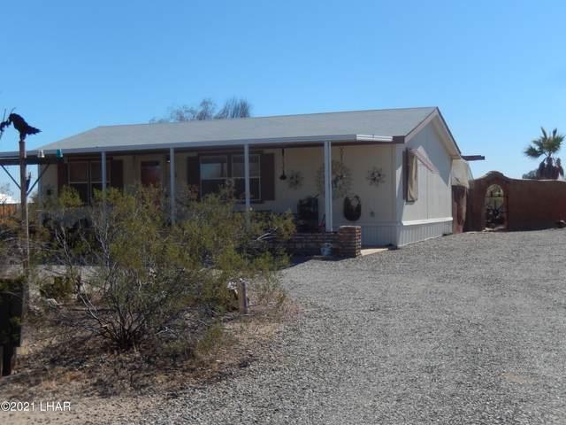 67822 Cactus St, Salome, AZ 85348 (MLS #1015141) :: Coldwell Banker
