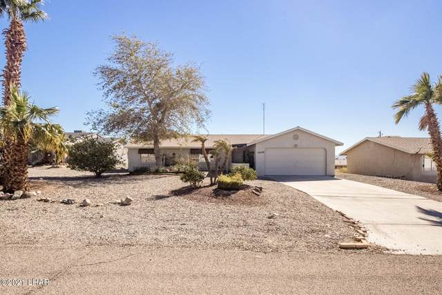 2830 Corral Dr, Lake Havasu City, AZ 86404 (MLS #1015144) :: Realty ONE Group