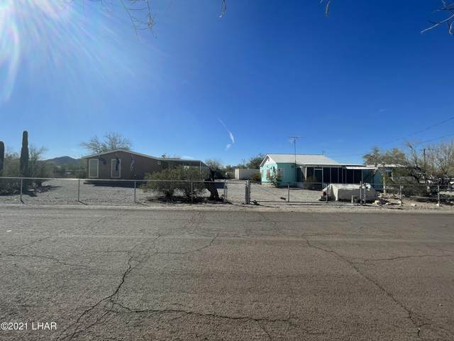 26 Oregon Ave, Quartzsite, AZ 85346 (MLS #1015162) :: Coldwell Banker