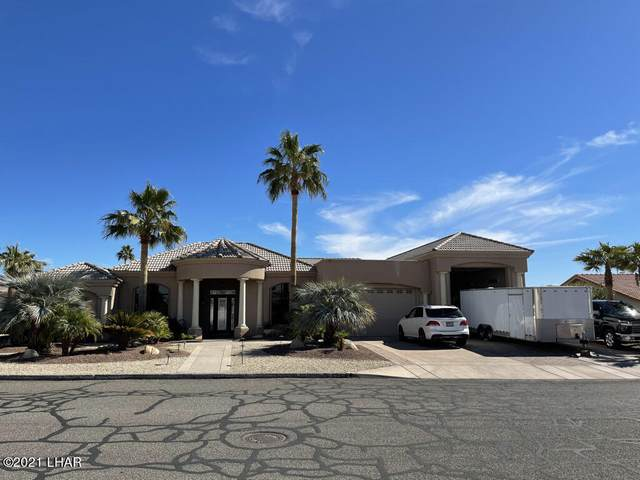 460 Jones Dr, Lake Havasu City, AZ 86406 (MLS #1015163) :: Realty ONE Group