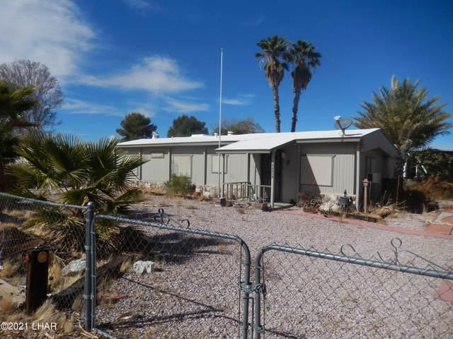 66929 Colena Dr, Salome, AZ 85348 (MLS #1015167) :: Coldwell Banker
