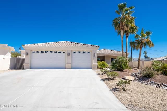 2505 Venturer Ln, Lake Havasu City, AZ 86403 (MLS #1015177) :: Lake Havasu City Properties