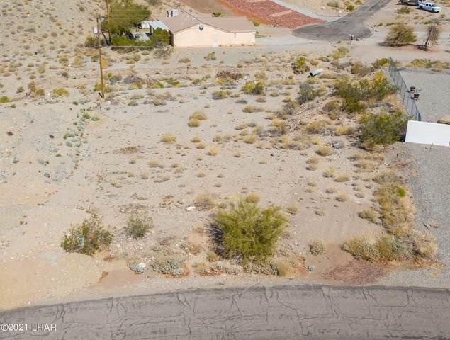 3801 Yucca Dr, Lake Havasu City, AZ 86404 (MLS #1015184) :: Realty ONE Group