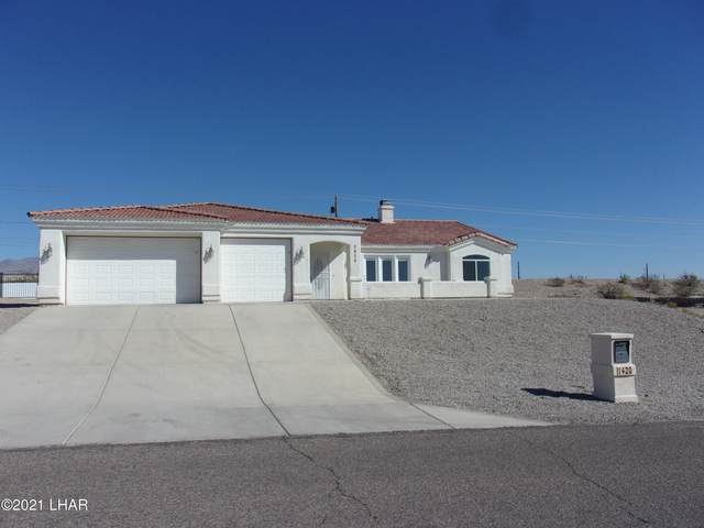 1420 Park Terrace Ave, Lake Havasu City, AZ 86404 (MLS #1015198) :: Realty ONE Group