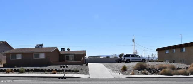 2332 N Kiowa Blvd, Lake Havasu City, AZ 86403 (MLS #1015204) :: Lake Havasu City Properties