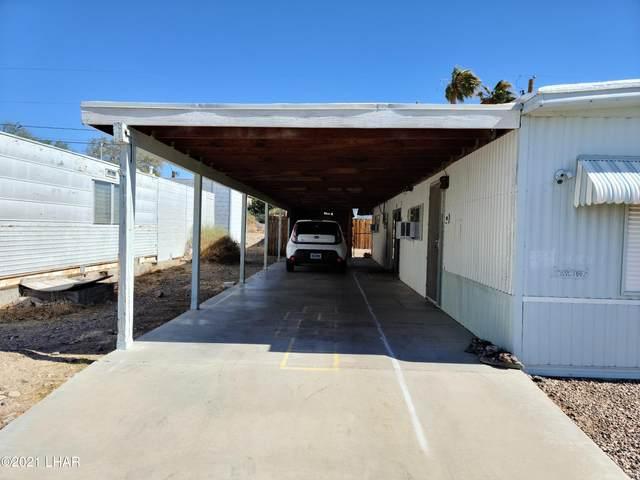 3166 Joyce Ln, Lake Havasu City, AZ 86404 (MLS #1015216) :: Realty ONE Group