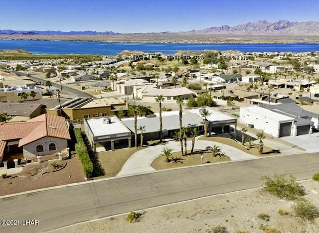 1481 Tamarack Dr, Lake Havasu City, AZ 86404 (MLS #1015219) :: Realty ONE Group