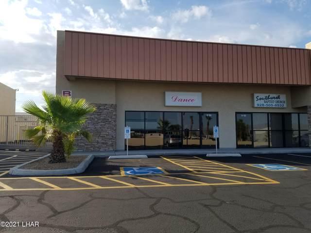 2150 N Kiowa Blvd B100, Lake Havasu City, AZ 86403 (MLS #1015231) :: Realty ONE Group