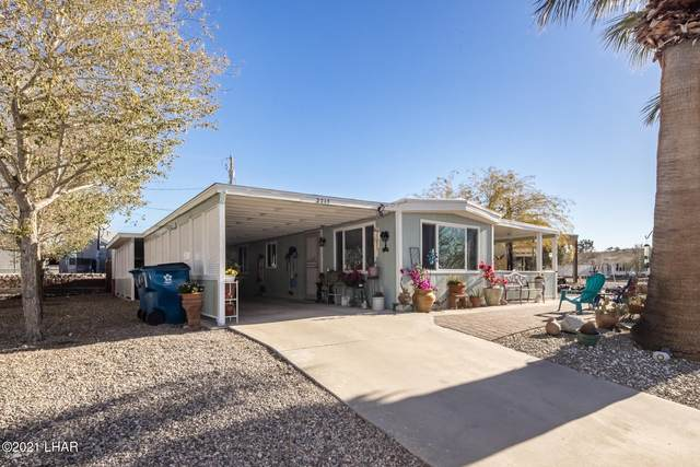 2715 Pauline Dr, Lake Havasu City, AZ 86404 (MLS #1015233) :: Realty ONE Group