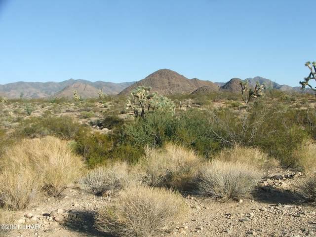 Lots 6 & 7 Allison Road, Yucca, AZ 86438 (MLS #1015240) :: Realty One Group, Mountain Desert