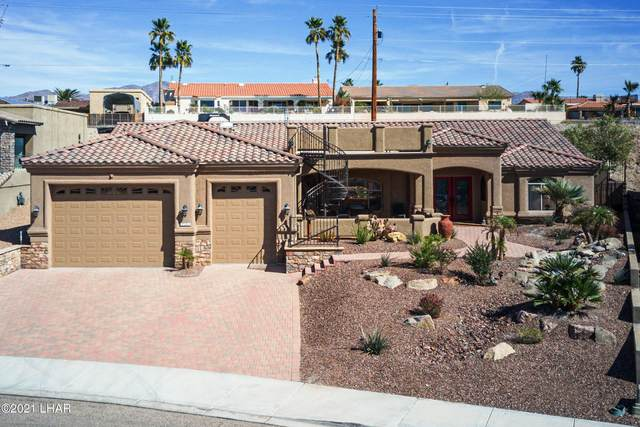 1720 Sailing Hawks Dr, Lake Havasu City, AZ 86404 (MLS #1015241) :: Realty ONE Group