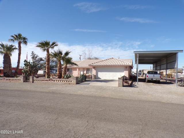 27866 Norris Ave, Bouse, AZ 85325 (MLS #1015260) :: Coldwell Banker