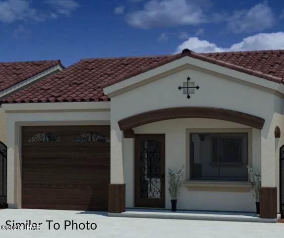 2770 Palo Verde Blvd S I, Lake Havasu City, AZ 86404 (MLS #1015266) :: Lake Havasu City Properties