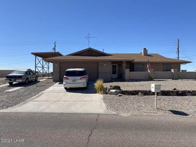 625 Meadows Dr, Lake Havasu City, AZ 86404 (MLS #1015273) :: Lake Havasu City Properties