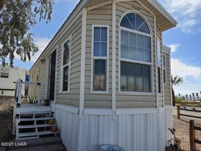 1100 Riverside Dr 17A, Lake Havasu City, AZ 86404 (MLS #1015322) :: Lake Havasu City Properties