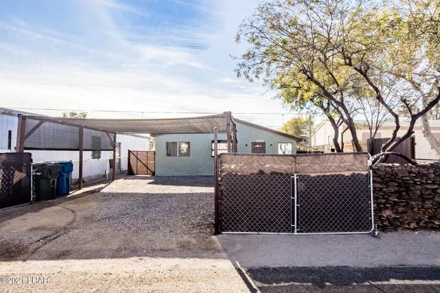 562 Mead Ln, Bullhead City, AZ 86442 (MLS #1015406) :: The Lander Team