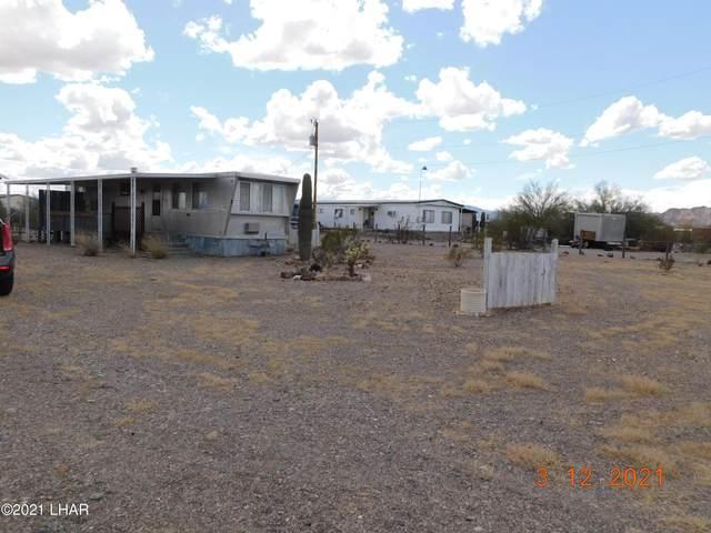 629 W Malapais Way, Quartzsite, AZ 85346 (MLS #1015476) :: The Lander Team