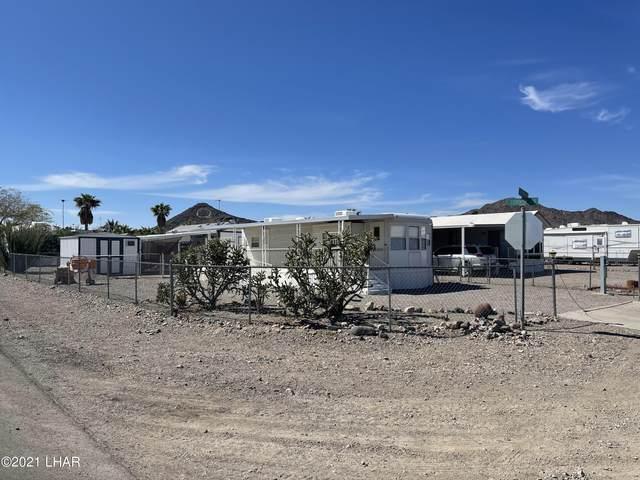 595 Comanche Dr, Quartzsite, AZ 85346 (MLS #1015497) :: Coldwell Banker