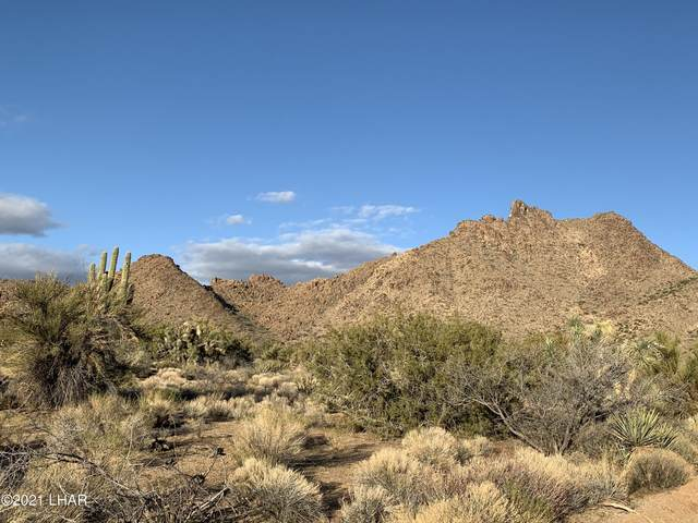 0000 160 Acres In Yucca, Yucca, AZ 86438 (MLS #1015582) :: Realty One Group, Mountain Desert