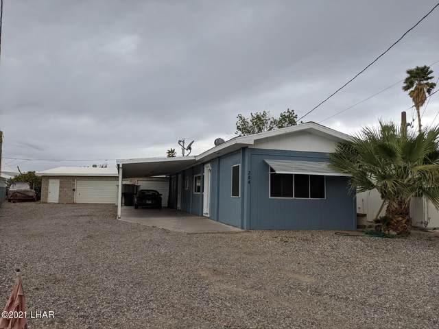 204 N Stardust Ln, Parker, AZ 85344 (MLS #1015589) :: The Lander Team