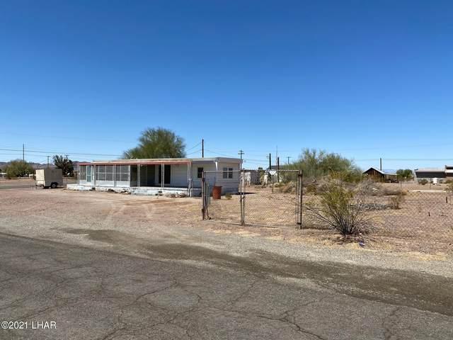 27697 Santa Fe, Bouse, AZ 85325 (MLS #1015603) :: Coldwell Banker