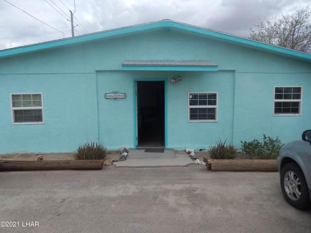 66880 Ave B, Salome, AZ 85348 (MLS #1015645) :: The Lander Team
