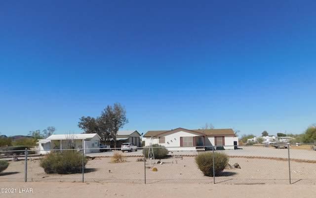 25390 Horseshoe Ln, Bouse, AZ 85325 (MLS #1015662) :: The Lander Team
