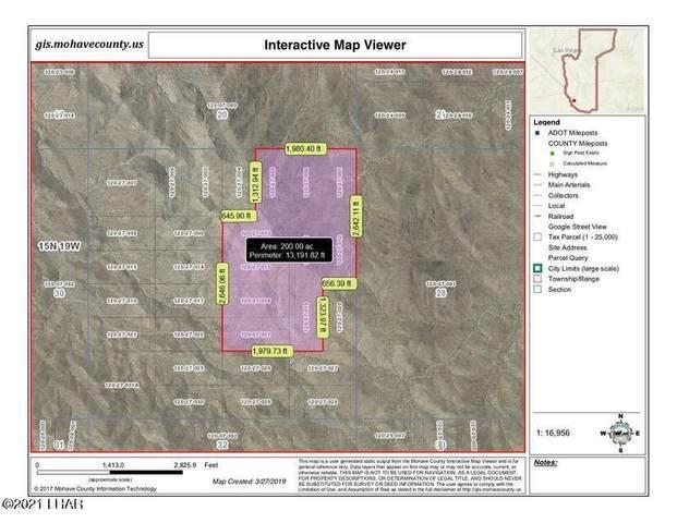 4844 E 6500 North St, Lake Havasu City, AZ 86403 (MLS #1015677) :: Lake Havasu City Properties