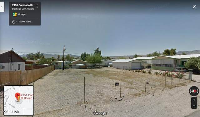 2151 Coronado Dr, Bullhead City, AZ 86442 (MLS #1015693) :: Realty One Group, Mountain Desert