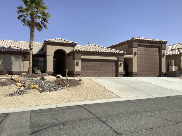 2443 Dawn Dr, Lake Havasu City, AZ 86404 (MLS #1015707) :: Lake Havasu City Properties