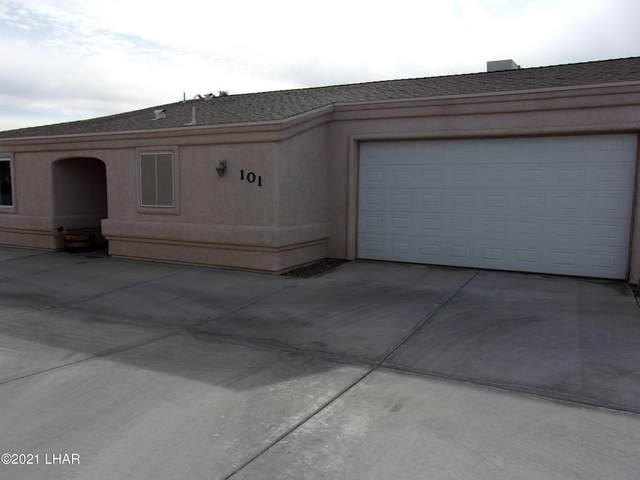 2085 Sandwood Dr #101, Lake Havasu City, AZ 86403 (MLS #1015710) :: Lake Havasu City Properties