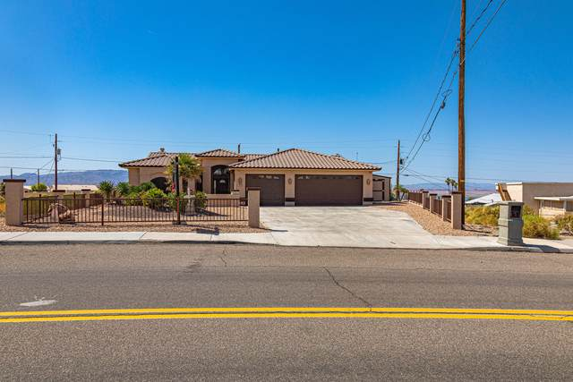 2866 Sombrero Dr, Lake Havasu City, AZ 86404 (MLS #1015779) :: Lake Havasu City Properties