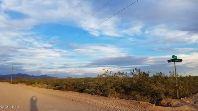 0000 W Santa Fe Ranch Road Rd, Yucca, AZ 86438 (MLS #1015801) :: The Lander Team