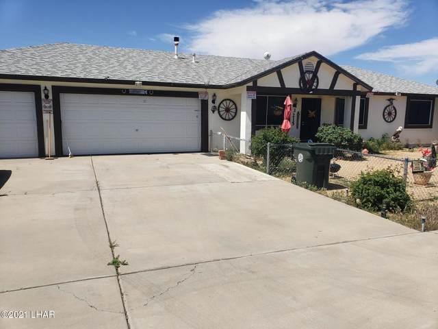 3215 N Central St, Kingman, AZ 86401 (MLS #1015820) :: Realty One Group, Mountain Desert