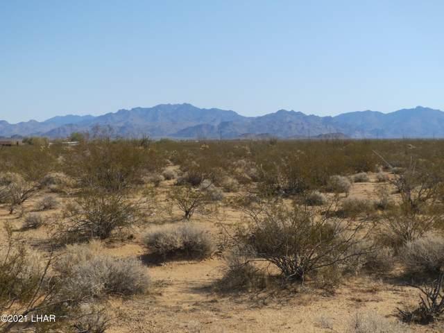 Lot 33 Lake Havasu Ranchos Unit 1, Yucca, AZ 86438 (MLS #1015821) :: The Lander Team