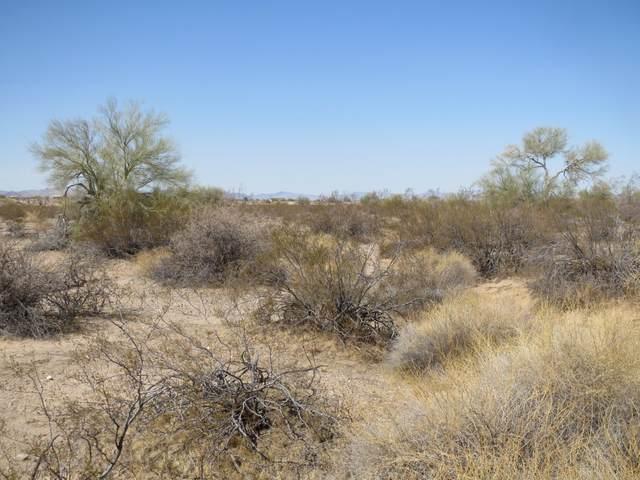 Lot 36A&B Douglas Lane, Yucca, AZ 86438 (MLS #1015822) :: The Lander Team
