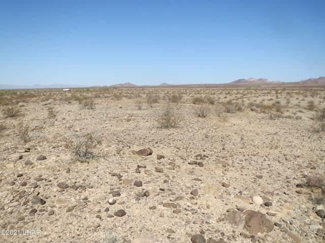 Lot 5 Lawton Road, Yucca, AZ 86438 (MLS #1015823) :: The Lander Team