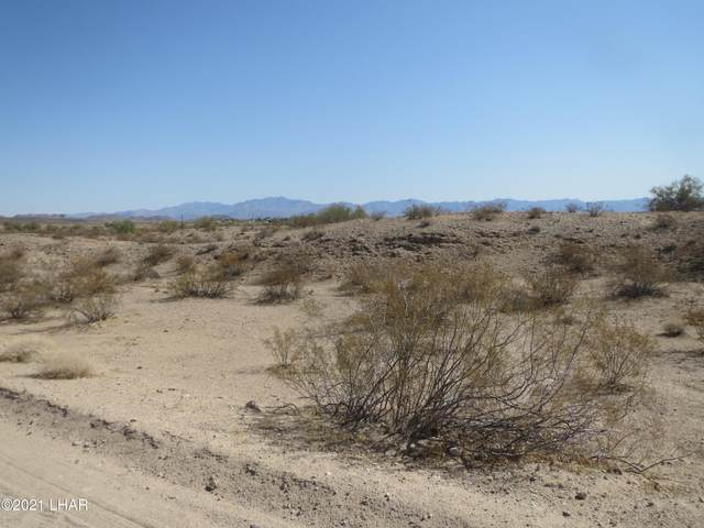 Lot 52 Lawton Road, Yucca, AZ 86438 (MLS #1015824) :: The Lander Team