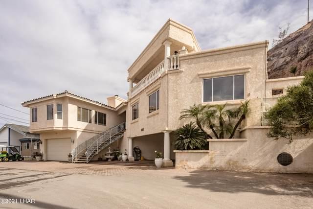 10096 Marina Loop, Parker, AZ 85344 (MLS #1015852) :: Coldwell Banker