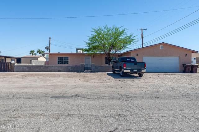 1109 3rd St, Parker, AZ 85344 (MLS #1015886) :: The Lander Team