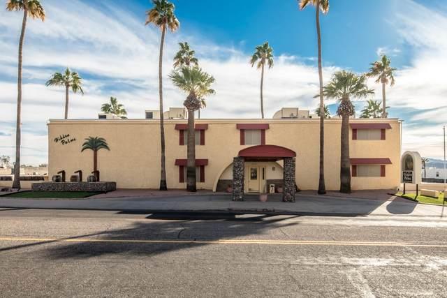 2100 Swanson Ave #106, Lake Havasu City, AZ 86403 (MLS #1015891) :: The Lander Team